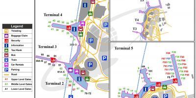 Stockholm central station, map - Stockholm central train station map ...